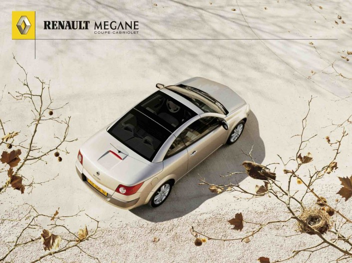 Renault / Megane CC