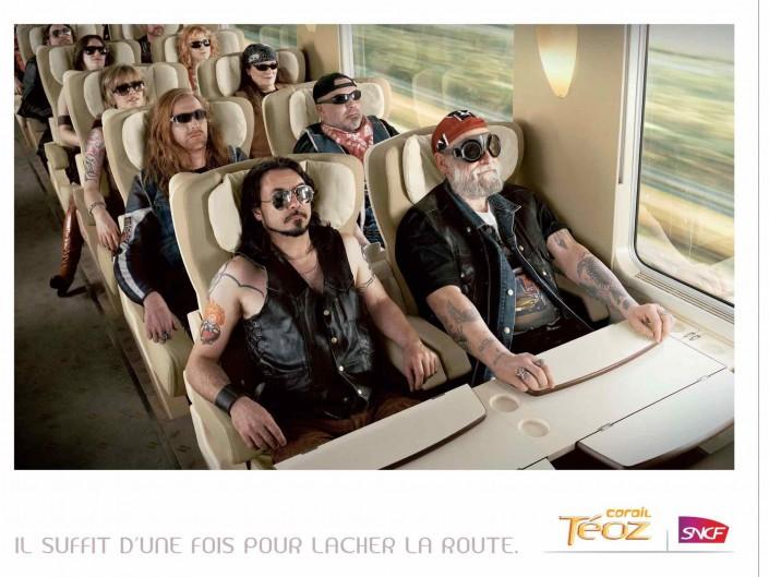 SNCF / Teoz