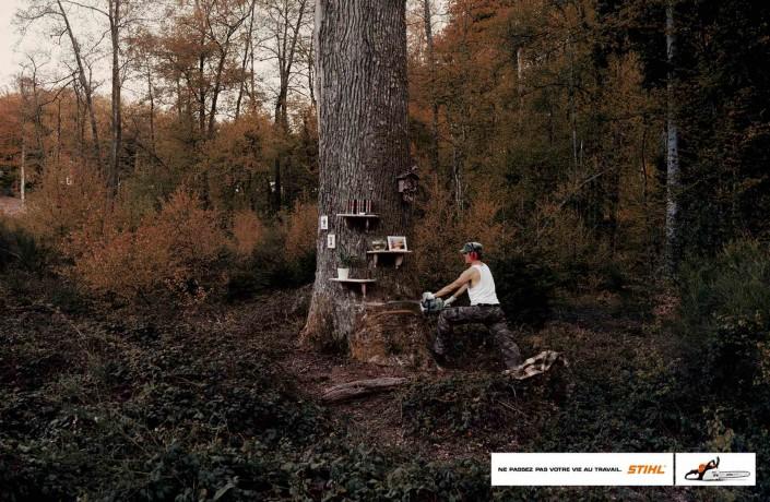 Stihl / Forêt