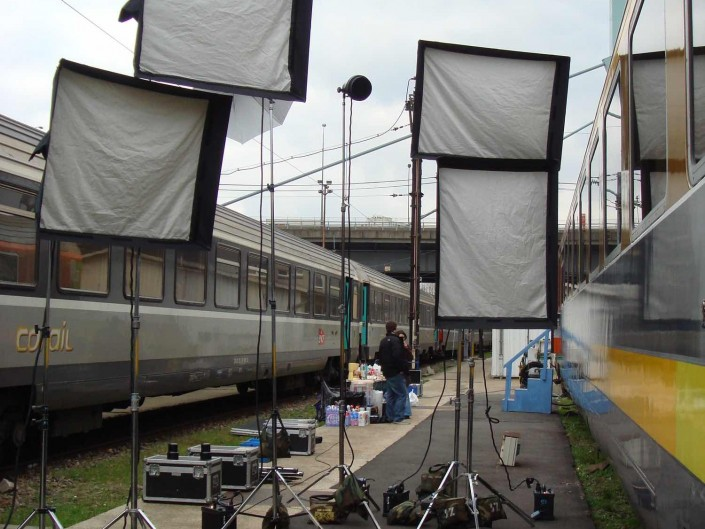 Shoot SNCF Corail