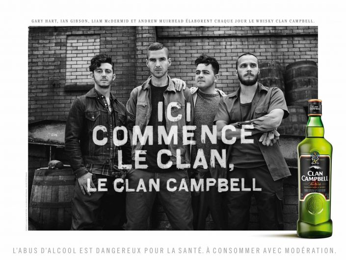 Clan Campbell Rock