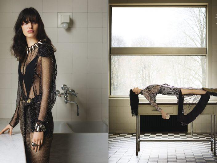 Harper's Bazaar US / Nicolas Ghesquière Louis Vuitton