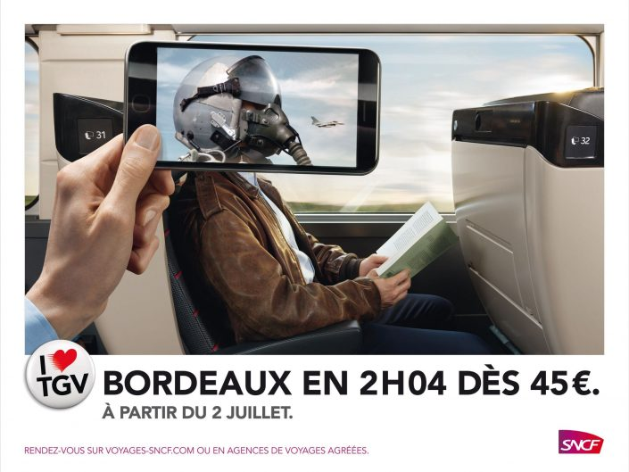 I love TGV