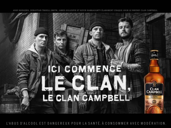 Clan Campbell dark