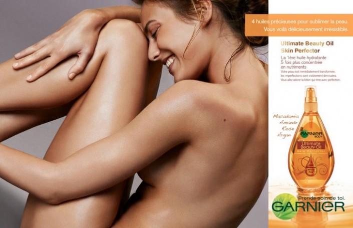 Garnier Body Oil