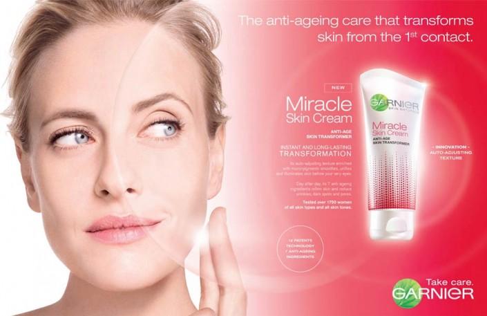 Garnier Skin Miracle