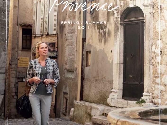 Blue illusion / Summer Provence