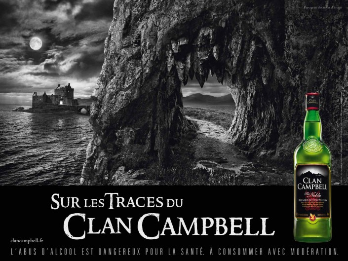 Clan campbell / monstre