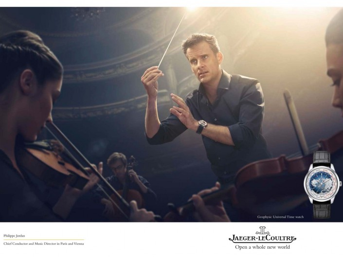 jaeger lecoultre / Orchestre