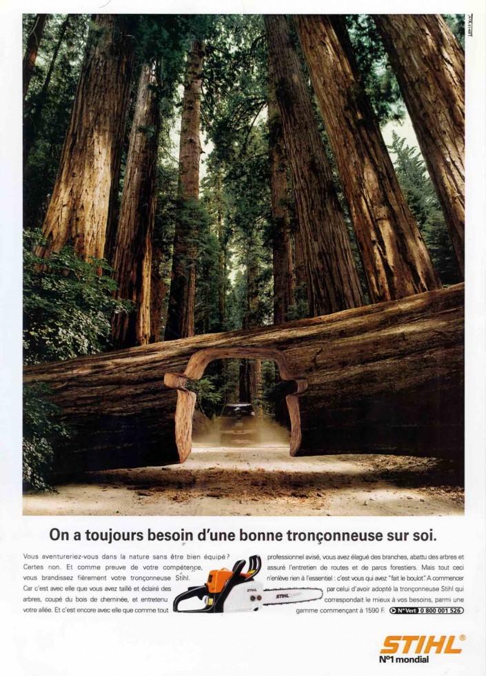 Stihl Sequoia