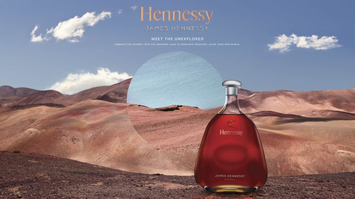 Hennessy James